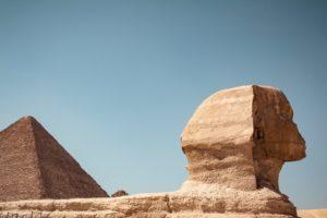 The Pyramids of Giza virtual tour.