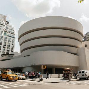 Guggenheim Museum New York virtual tours